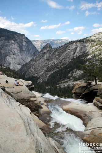 Sky in Yosemite. Oh look, it's the same!