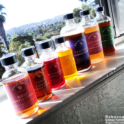 royal rose syrups