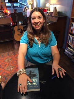 rebecca gomez farrell wings unseen signing