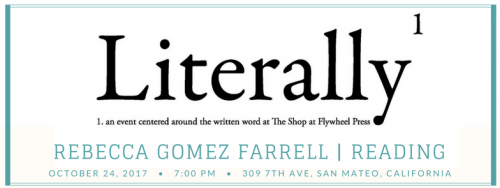 literally, flywheel press, san mateo