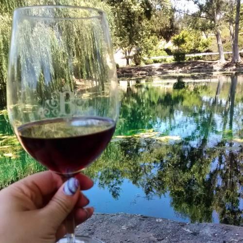 thlush a lum wine