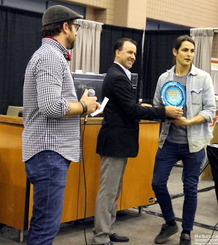 Second place to Bold Bean Coffee Roasters!
