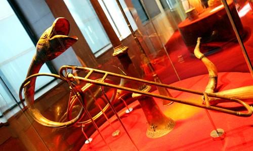 bucci snake brass instrument barcelona